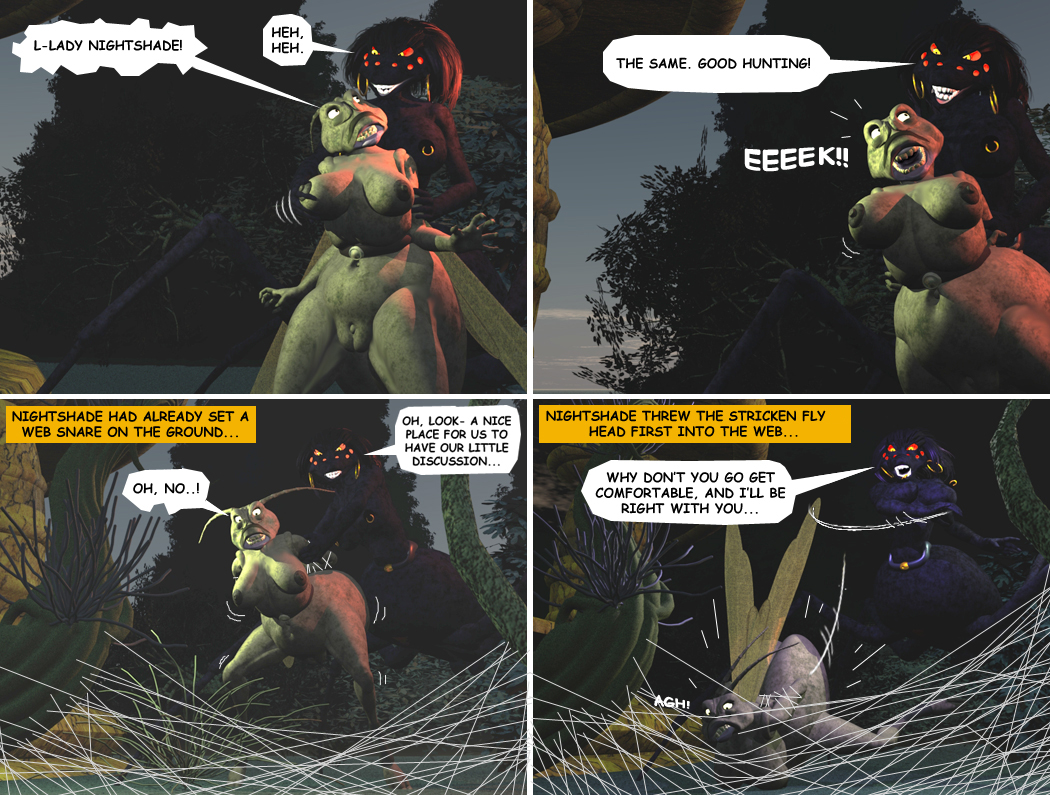 THETA AND THE ROBBERFLY PAGE 4