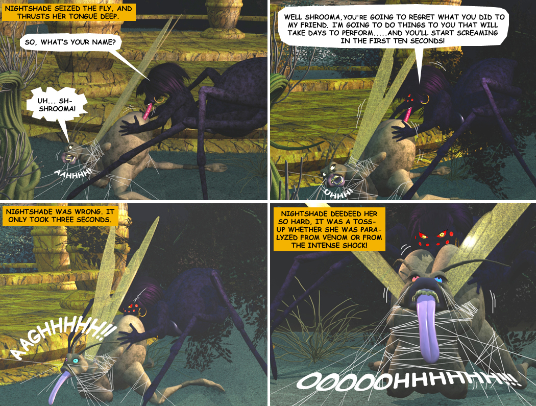 THETA AND THE ROBBERFLY PAGE 5